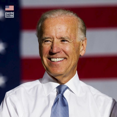 CONGRATULATIONS TO JOE BIDEN ON HIS ELECTION AS PRESIDENT OF THE UNITED STATES